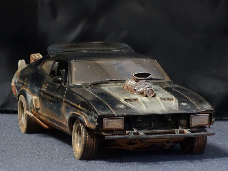 Road Warrior 1/18 Scale Model