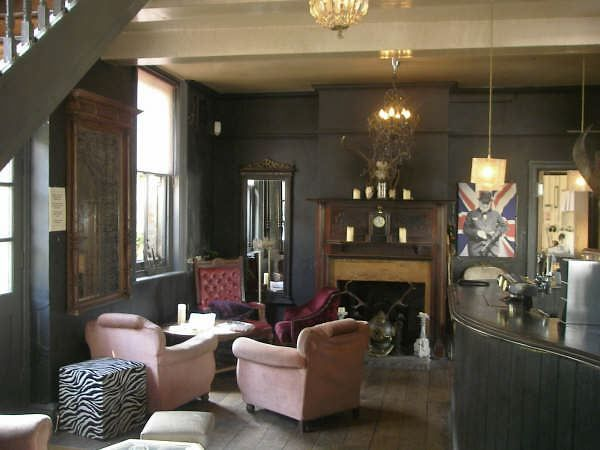 Shabby Chic Pub With Original Features And Retaining Its Victorian Charm.