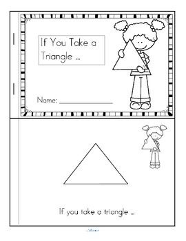 """***FREE***   This is a booklet featuring various shapes, to encourage early learners to recognize and name some shapes, and to see that a """"whole"""" can be made up of a collection of different shapes. On the last page children can cut out the shapes and paste them together (on construction paper) to make the house, or anything else they want."""
