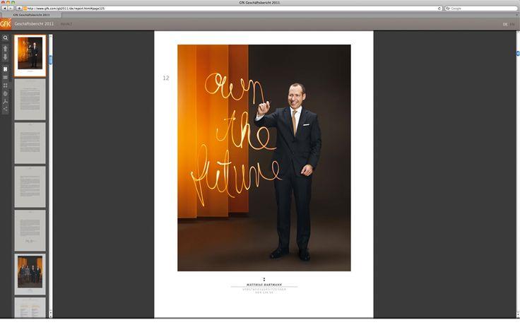 hw.d / Online-Geschäftsbericht 2011