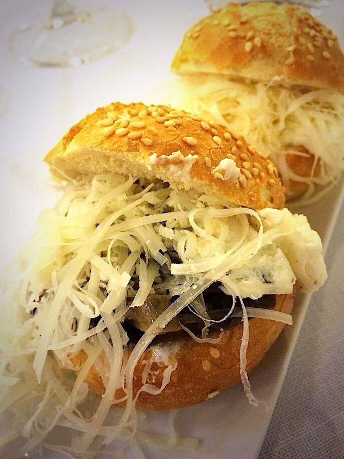 Pani ca' meusa #sicily #streetfood