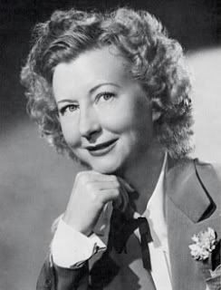 Irene Ryan....At the age of 20, she married writer-comedian Tim Ryan.  Tim and Irene were married in 1922 and divorced in 1942. Ryan married her second husband, Harold E. Knox, in 1946; they divorced in 1961. Both unions were childless