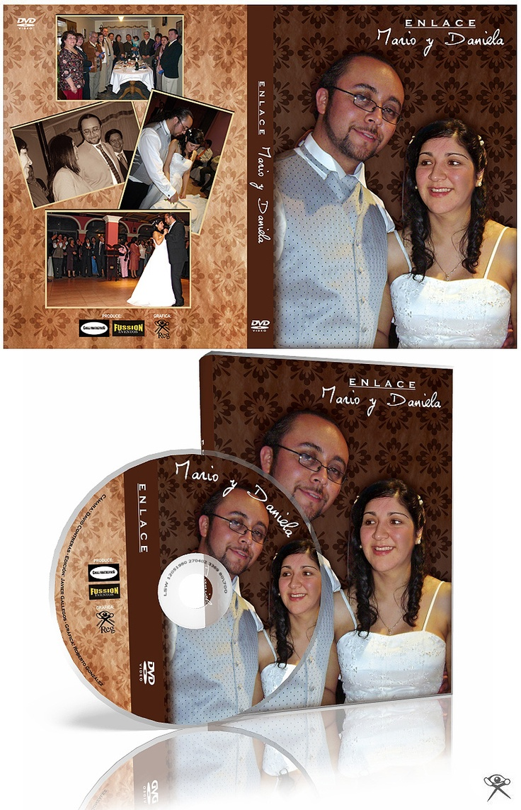 Cover DVD.