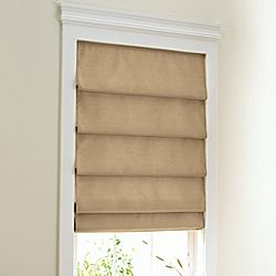 made to measure roman shades for living room