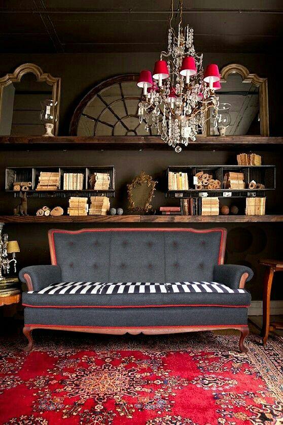 The Marseille Sofa