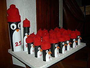 Pingouins #calendrierdelavent