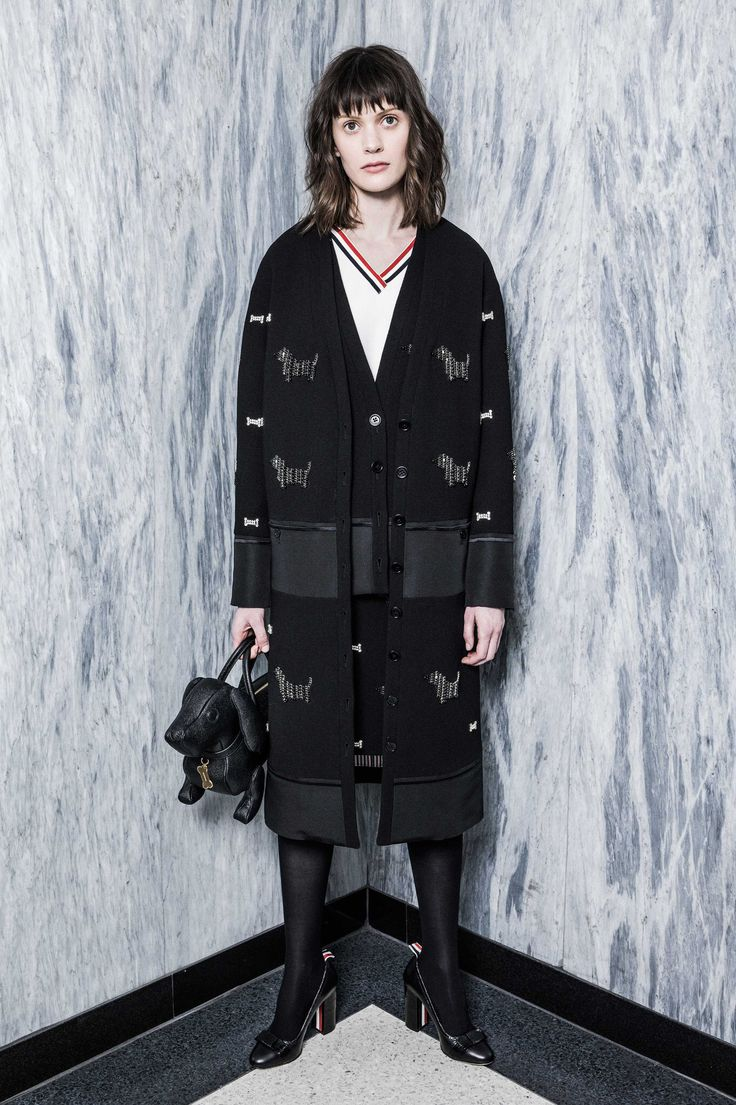 Thom Browne, Look #24