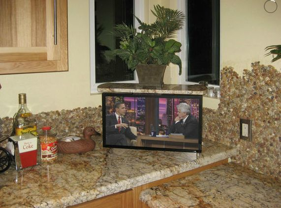 64 Best Small Tv For Kitchen Images On Pinterest Kitchen