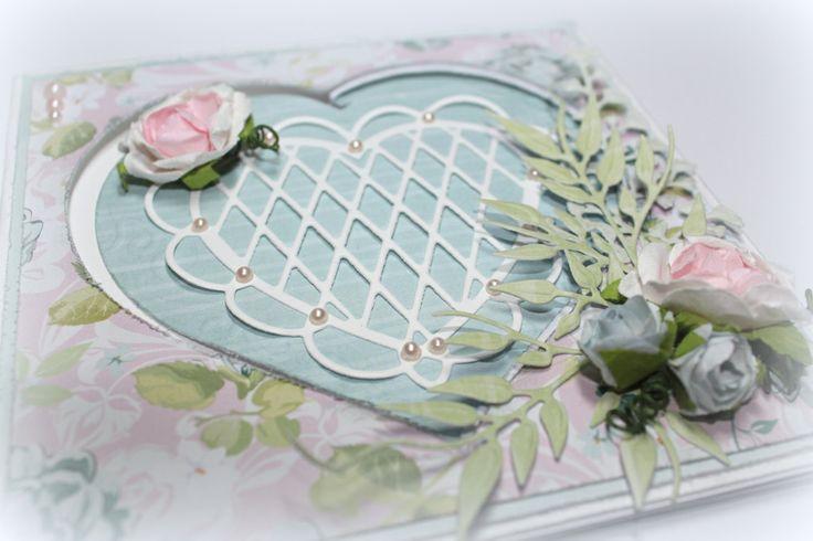 Cards of Joy: Bille,s Hearts