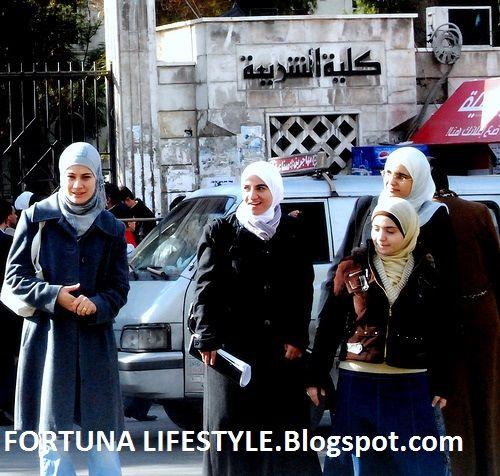 Kisah Benar; Perempuan Syria Betul-betul Diposisikan Sebagai Penjaga Gawang