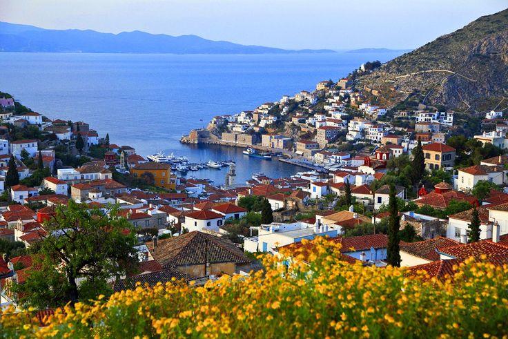 Wonderful Ydra island one hour boat ride from Athens is simply wonderful...   #ydra #ydraisland #greece #visitgreece