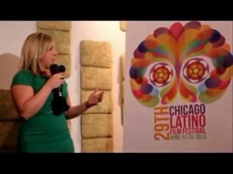 Gana la calavera de azúcar en el Festival de Cine Latino en Chicago