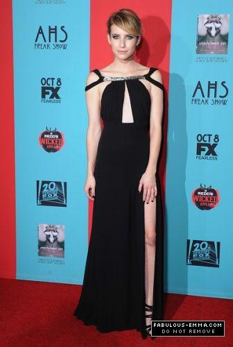 2014 > Screening Of FX's American Horror Story Freak Show