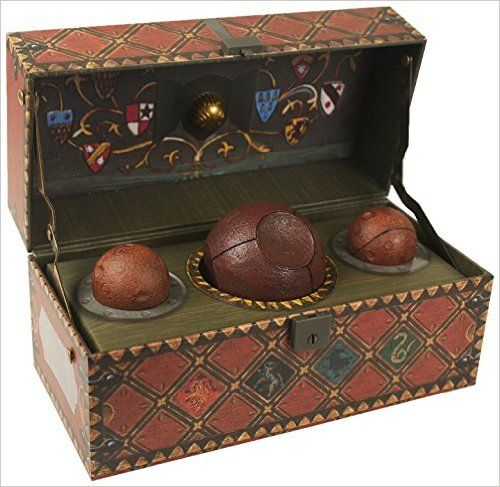 Harry Potter: Collectible Quidditch Set: Amazon.co.uk: Running Press: 9780762459452: Books