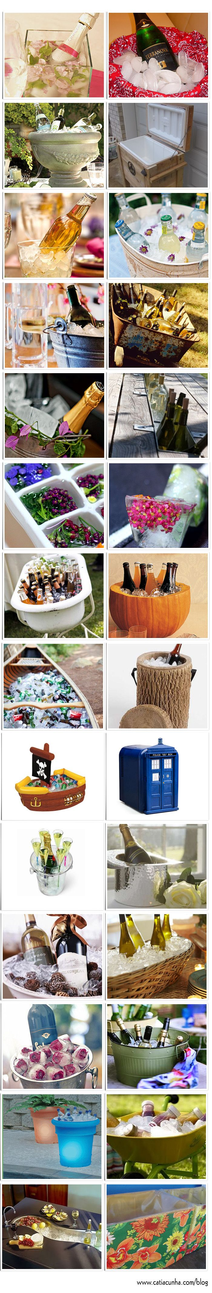 Dicas para Gelar sua Bebida (Drink, Beer, Cerveja)