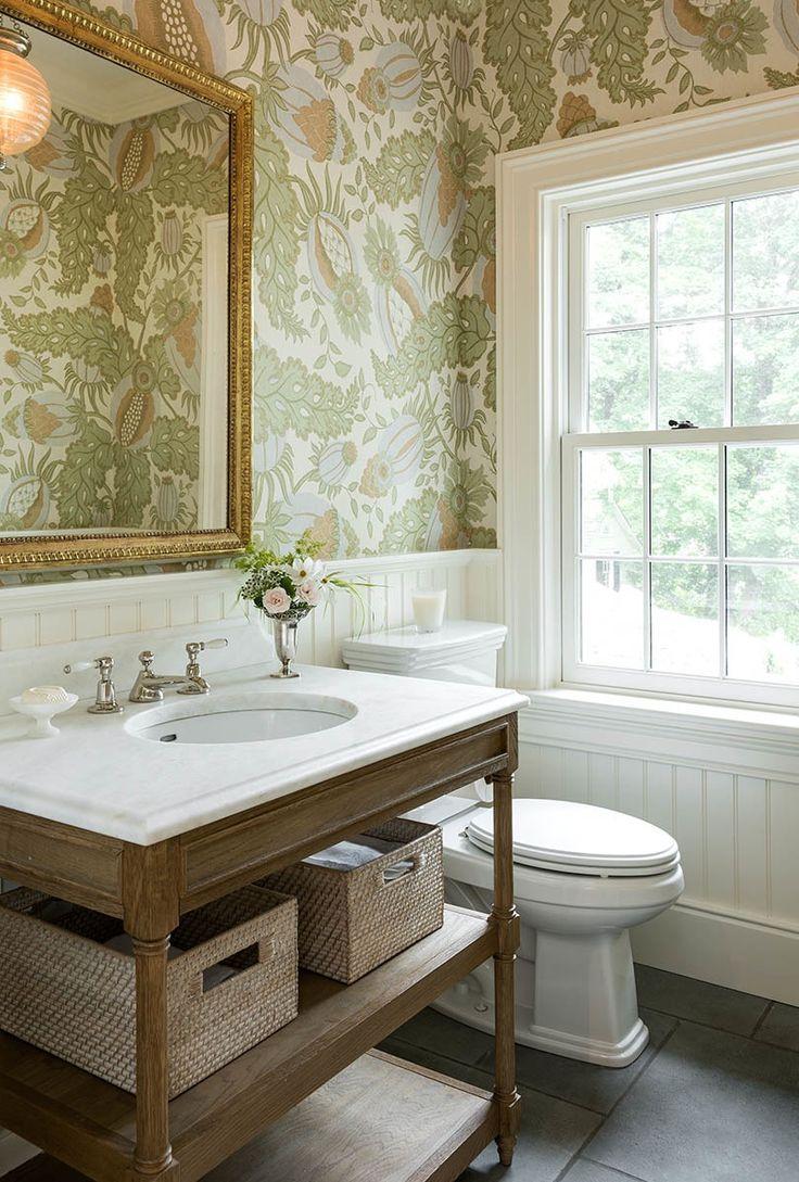 25 Best Powder Rooms Ideas On Pinterest Powder Room Small Half Bathrooms