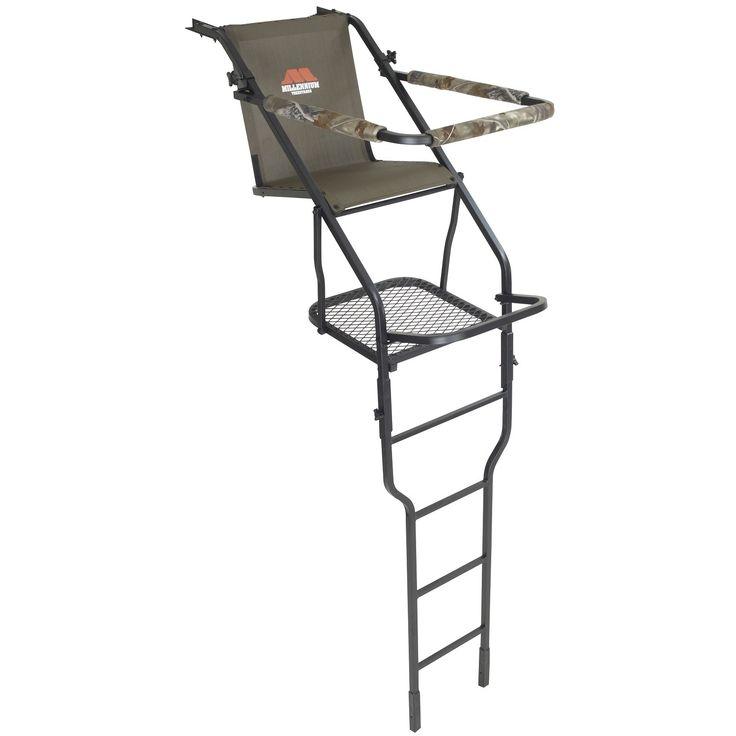 Millennium L-100 21ft Single Ladder Stand