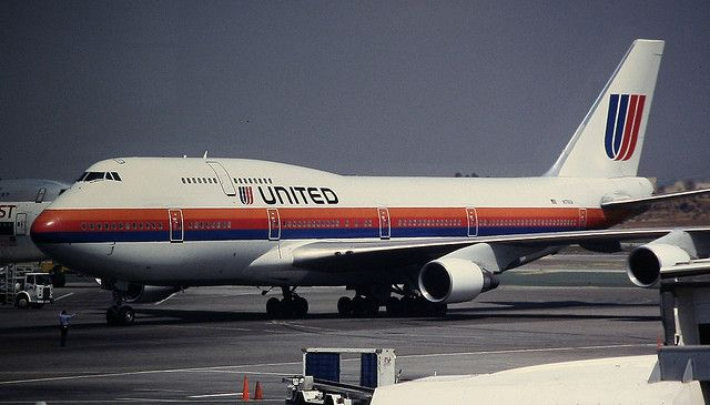 united airlines boeing 747-400 | United Airlines Boeing 747-400 | Flickr - Photo Sharing!