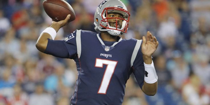 Insider: Colts have long-term plans for Jacoby Brissett