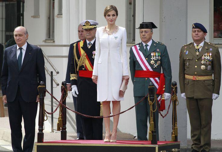 La Reina rompe la tradición en pos de la modernidad - Foto 1