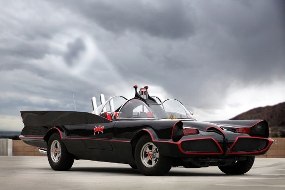 Found this online for sale!  Lot 172 1976 Batmobile                                           $82,950