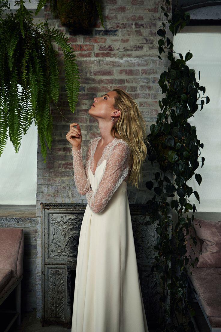 Savannah Miller X Stone Fox Bride the 2016 Bridal Collection