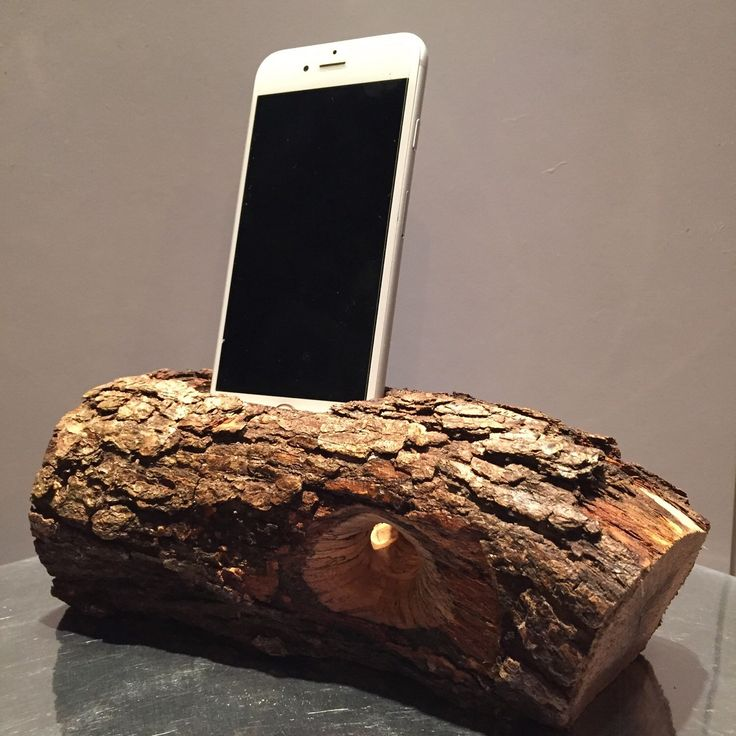 Rustic acoustic iphone speaker, Acoustic speaker, wood speaker, phone amplifier by MoonCityGoods on Etsy https://www.etsy.com/ca/listing/266308327/rustic-acoustic-iphone-speaker-acoustic