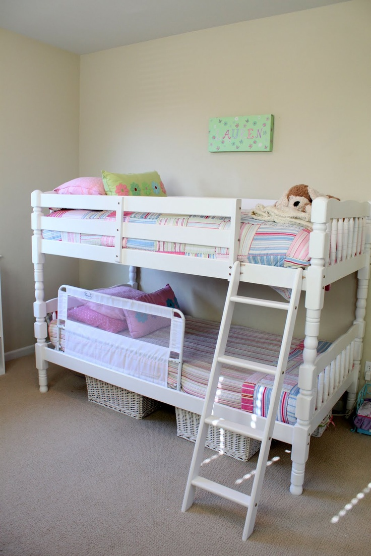 i like this small bunk bed for the
