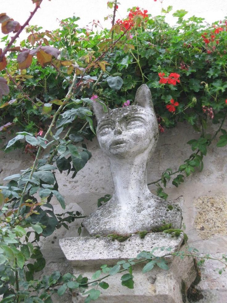 LA ROMIEU sa collégiale et ses chats - Le blog de RENCONTRE ET CULTURE