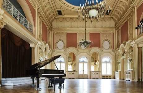Palace of Poznansky - Łódź - Poland