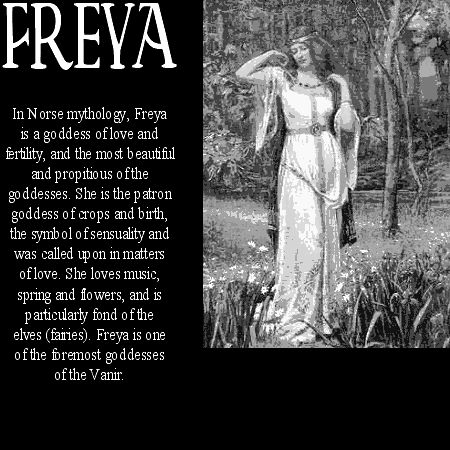 norseSymbols And Meanings | My Date with Freyja - Esoteric Online