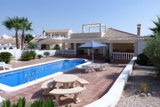 Detached house for sale in Camposol, Murcia, Spain