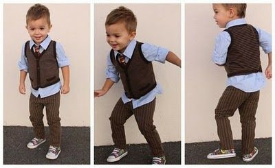 Toddler style so cute!!
