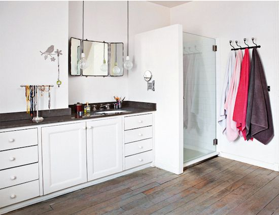Franse badkamer   Wooninspiratie