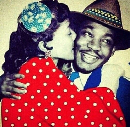Mr. and Mrs. King