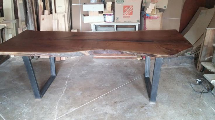 Walnut Live Edge Table Live Edge Dining Table Walnut Slab Table Walnut Live Edge Steel Legs Live Edge Rustic Table Modern Dining Table live edge table live edge dining live edge slab walnut slab live edge steel steel legs live edge with steel rustic table dining table modern table slab dining table walnut live edge