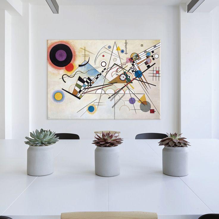 Wassily Kandinsky – Composition VIII