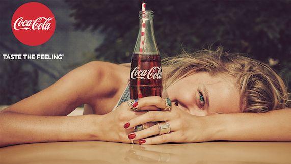 Así es la nueva campaña de publicidad global de Coca-Cola para este 2016 #TasteTheFeeling