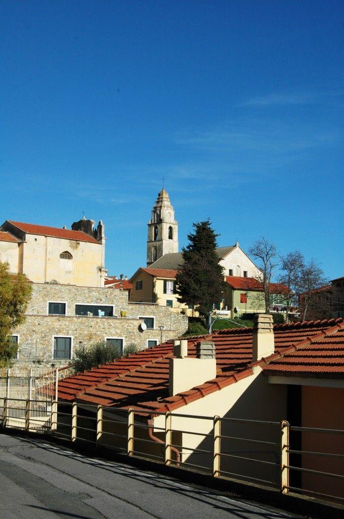 Cipressa (IM), Oratorio e Chiesa Parrocchiale