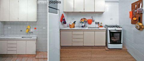 Como decorar um imóvel alugado, sem quebra-quebra, mas deixando os espaços organizados, bonitos e com cara de apartamento novo.