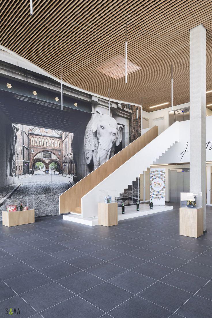 *칼스버그 이노베이션 리서치 센터 [ S&AA ] Carlsberg Innovation, Research And Development Centre -lighting