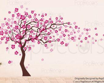 Amazing Wand Aufkleber Baum Kinder baby Aufkleber M dchen von PopDecors