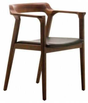 Caitlan Dining Armchair By Nuevo Living modern-dining-chairs