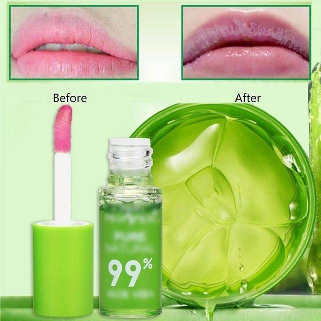 Nutritious Protect Lips Transparent Natural Lip Gloss Moisturizer