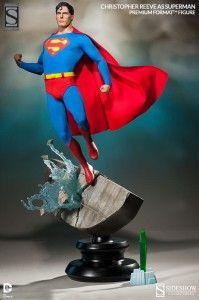 Pre-Order - Superman Christopher Reeve Premium Format Figure http://www.toyhypeusa.com/2014/03/06/pre-order-superman-christopher-reeve-premium-format-figure/