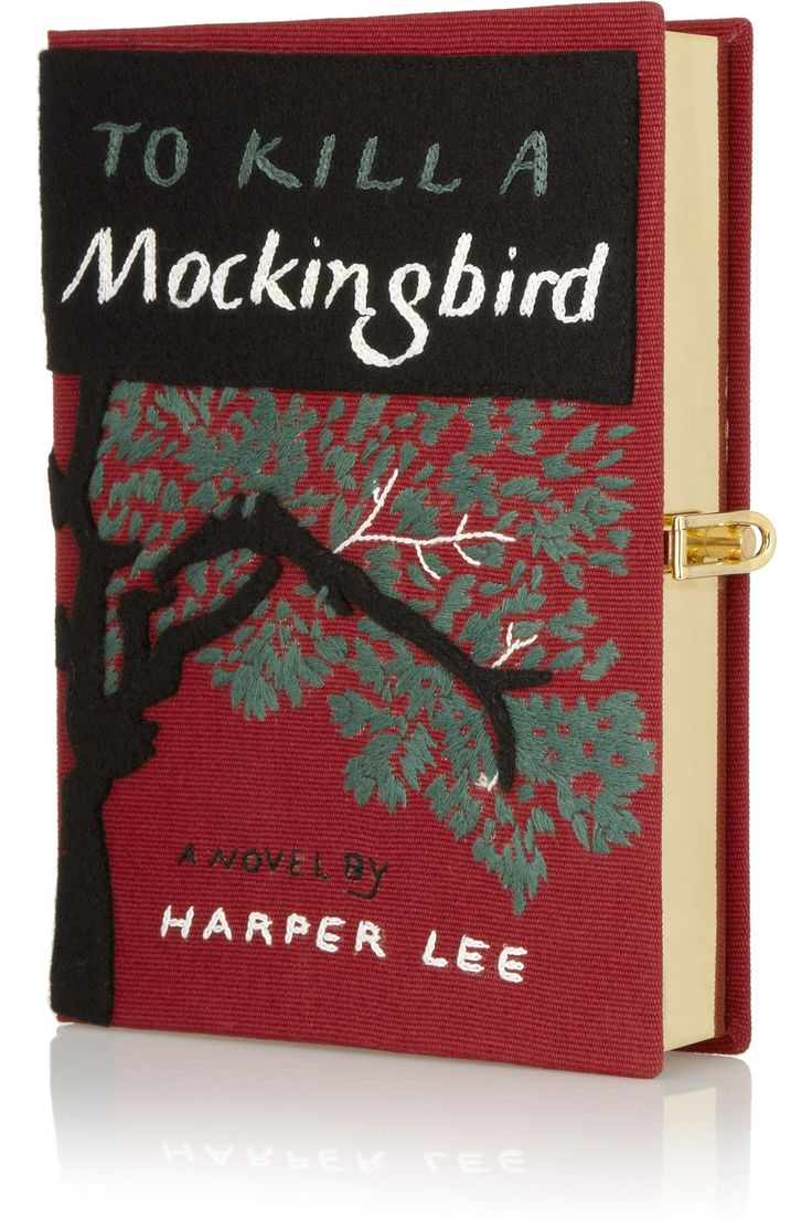 olympia le tan's book clutches are a lovely departure from most clutch bags and entirely hand stitched by ms. le tan herself.