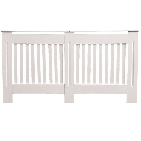 Wildon Home Chelsea Horizontal Radiator Cover & Reviews | Wayfair.co.uk
