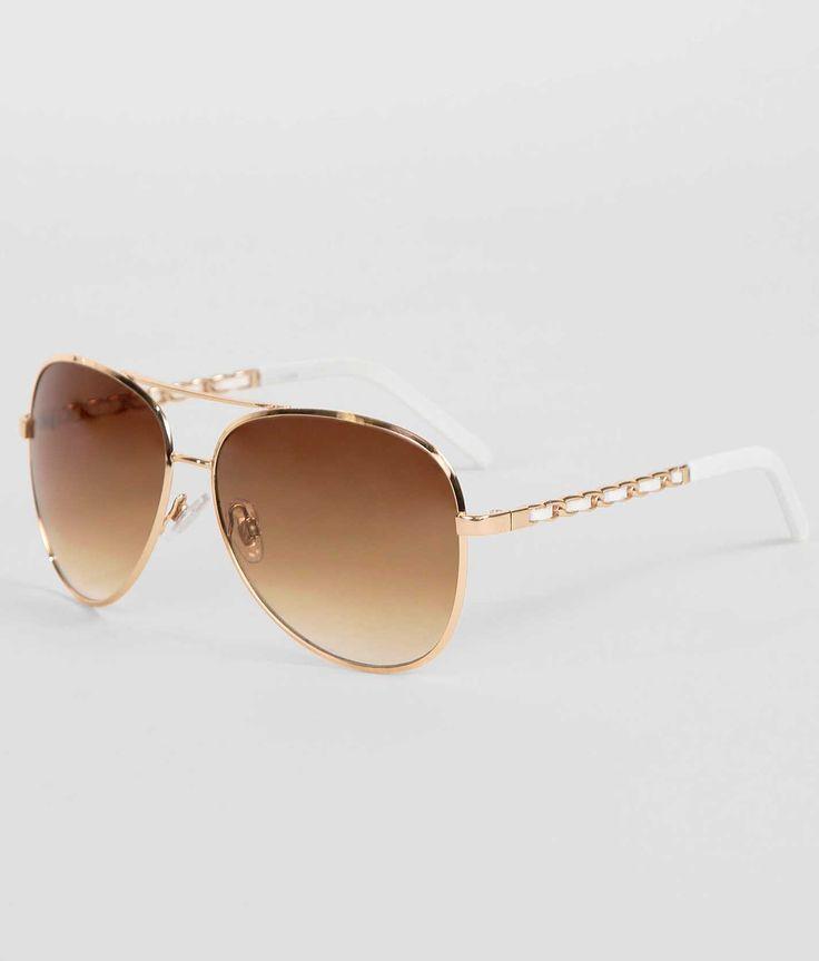 BKE Lamb Aviator Sunglasses - Women's Accessories | Buckle