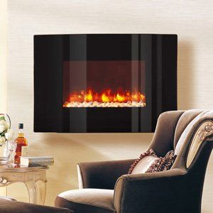 37 best Wall Mount Electric Fireplaces images on Pinterest ...