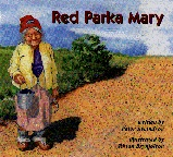 Red Parka Mary by Peter Eyvindson